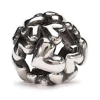 Trollbeads - Charm, Argento Sterling 925(3)