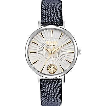 Versace VS1F0121 女子マービスタブルーストラップ腕時計