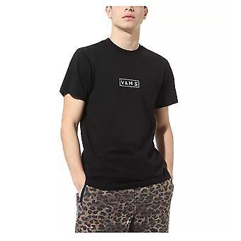 Vans T-Shirt Herren Easy Box Schwarz