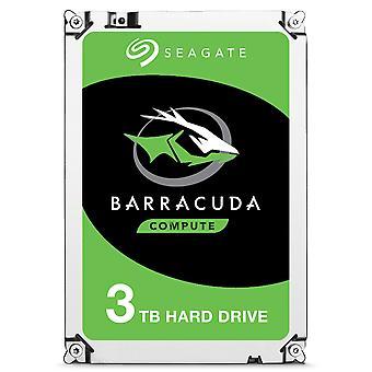 Seagate 3TB BarraCuda 5400RPM 256MB cache vnútorný pevný disk (ST3000DM007)