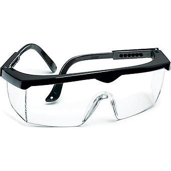 Weißes Glas Schutzbrille