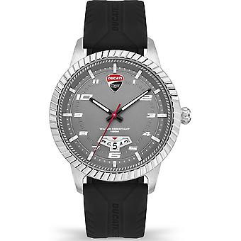 Ducati Wristwatch Men's 03 Hands Silicon PODIO DTWGN2019501