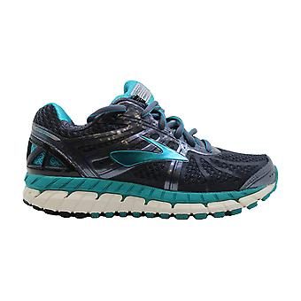 Brooks Womens Ariel Low Top Lace Up Running Sneaker