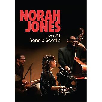 Norah Jones - Live at Ronnie Scott's [DVD] USA import