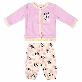 Juego de ropa Minnie Mouse Pink
