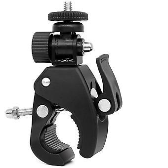 Bike, Bicycle, Motorcycle Handlebar Handle Clamp Bar Camera Mount, Tripod