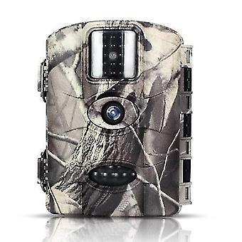 Maskovací trail kamery 080p trailová kamera 60 stupňová infračervená led lovecká kamera