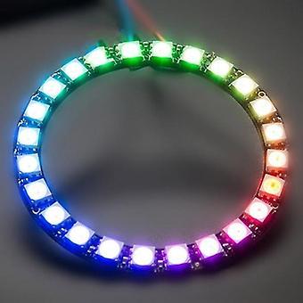 Rgb Led ingebouwde full-color actuate lichten ronde development board