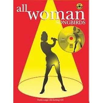 All Woman. Songbirds (PVG/CD)