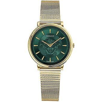 Versace - Armbanduhr - Damen - Quarz - V-Circle - VE8102519