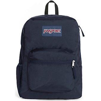 Jansport Cross Town Backpack - Navy