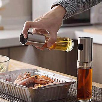 BBQ Oil Vinegar Spray Bottles Water Pump Gravy Boats Grill BBQ Sprayer BBQ Kitchen Tools