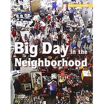 ROYO READERS LEVEL C BIG DAY I N THE NEIGHBOURHOOD