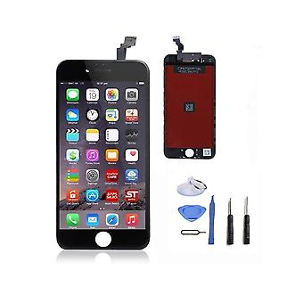 Aaa +++lcd-skjerm For Iphone 6 Plus Black
