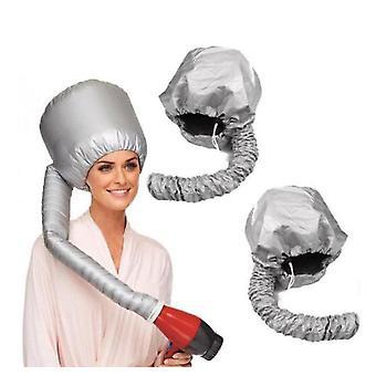 Bärbar hårtork keps, huva hårtork Motorhuv Keps