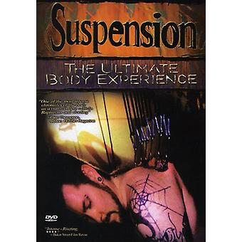 Suspension [DVD] USA import