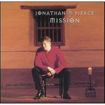 Jonathan Pierce - Mission [CD] USA import