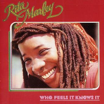 Rita Marley - Who Feels It Knows It [CD] USA import