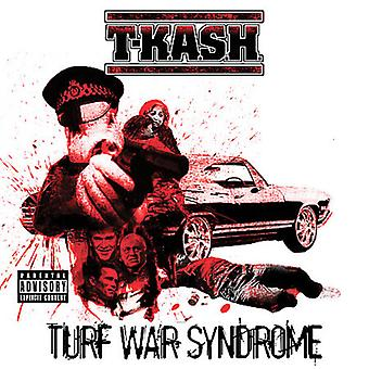 T-K.a.S.H. - Turf War Syndrome [CD] USA import