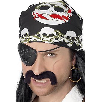 Piraten-Kopftuch