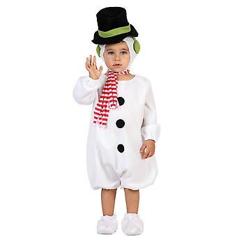 Bonhomme de neige bébé costumes Costume bébé