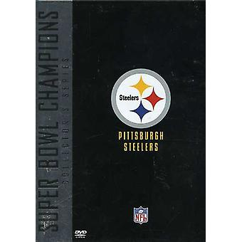 Pittsburgh Steelers [DVD] USA import