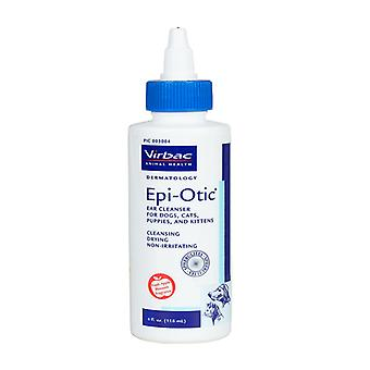 EPI-Otic Advanced orelha Cleanser 120ml