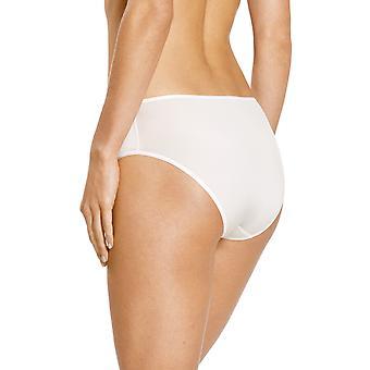 Mey 79844-1 Frauen Joan White einfarbige Höschen Panty Slip