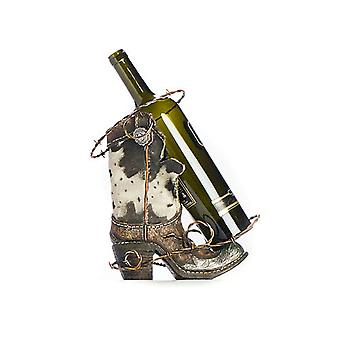 Western Boot Bottle Holder
