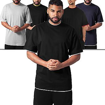 Urbains classics - contraste big & haut tee shirt