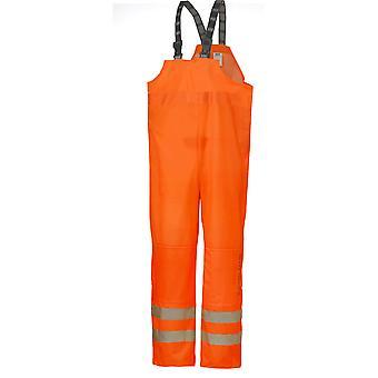 Helly Hansen Mens Narvik Bib Hi Vis Waterproof Trousers/Dungarees