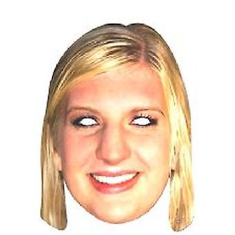 Rebecca Adlington mascarilla