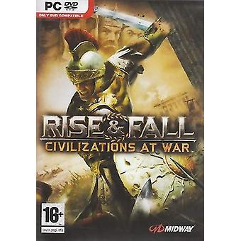 Rise Fall Civilization at War (PC) - Nowość