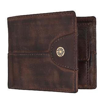 Bruno banani mens wallet wallet purse Brown 6859