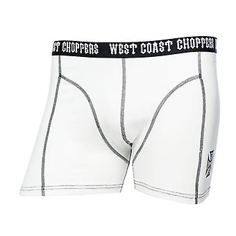 West Coast choppers boxershort WCC white