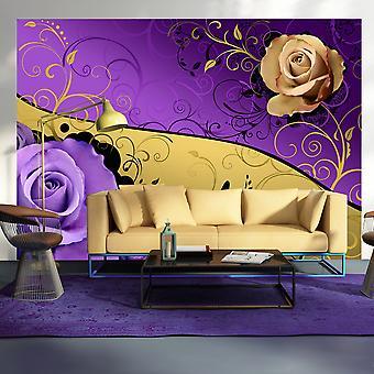 Wallpaper - Double elegance