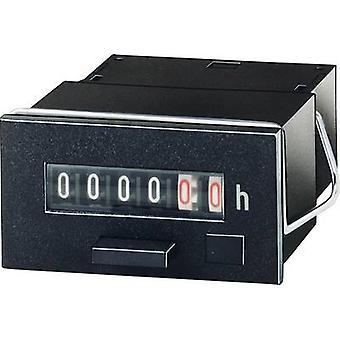 Kübler HB 26.21.4 AC Operating time meter with reset HB26.21 AC