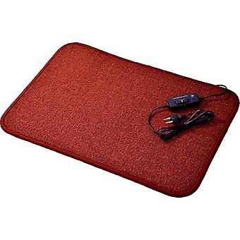 Arnold Rak 611310-B 611310-B warmte mat (L x B) 50 x 70 cm Bordeaux
