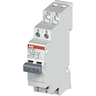 Group switch 16 A 2 change-overs 250 V AC ABB 2CCA703030R0001