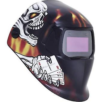 SpeedGlas 100V Ace High H751720 Welders hard hat EN 379 , EN 166 , EN 175 , EN 169