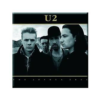 U2 Joshua Tree Køleskabsmagnet