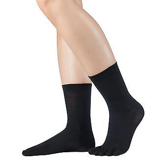 Knitido soie MIDI SilkRoad chaussettes, chaussettes orteil en soie