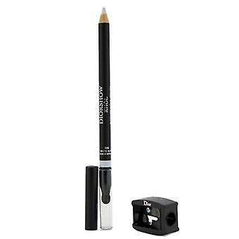 Christian Dior Diorshow Eyeliner With Sharpener Waterproof 009 White 0.04oz / 1.4g