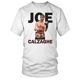Joe Calzaghe boxning Legend Mens T Shirt