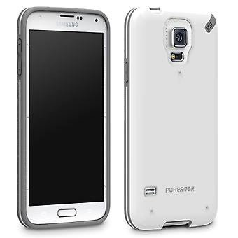 Puregear Slim Shell Case for Samsung Galaxy S5 - White