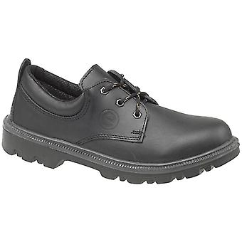 Amblers Steel FS133 Mens FS133 Safety Work Shoes Black