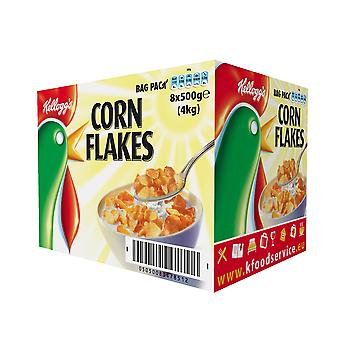 Kelloggs Cornflakes Cereal Bag Pack