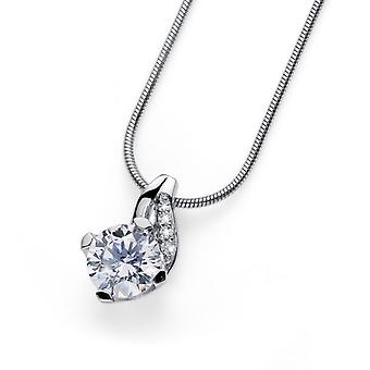 Oliver Weber Pendant Success 925Ag Gold CZ Crystal