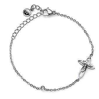 Oliver Weber Bracelet Faith Steel Crystal