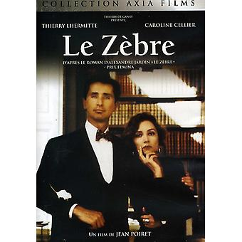 Le Zebre [DVD] USA import